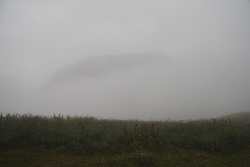 Un nouveau jour se lève (pas comme le brouillard).